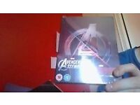 Avengers Assemble & Age Of Ultron 3D & 2D Blu Ray Steelbook New Sealed