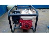 honda generator 3,5 kva 110v 230v