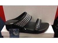 Dunlop acti-fit ladies sandals sizes 4-8 all brand new