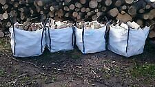 6 cubic metres of larch firewood