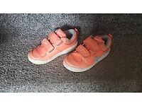 Nike girls shoes size 10