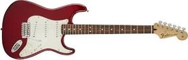 Fender Stratocaster Candy Apple Red (Mexican)