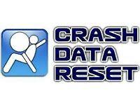 Airbag Crash Data Reset Service