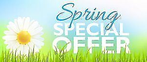 $80 - COMPLETE PROFESSIONAL DUCT CLEANING - SPRING SPECIAL PROMO