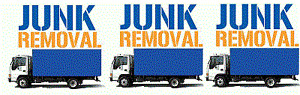 last minute junk removal/garbage removal- Available Now