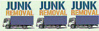 Professional  junk removal service