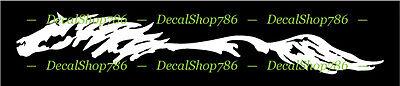 Horse, Stallion, Mustang, Colt - Western - Vinyl Die-Cut Peel N' Stick Decals