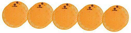 AWSFUS231-BX Splash Free Urinal Screen, Citrus Light Orange Citrus Grove