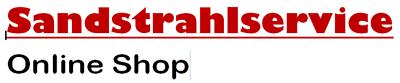 Sandstrahlservice Online Shop