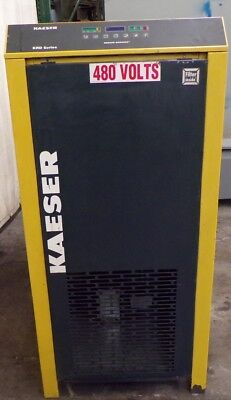 Kaeser Air Refrigerated Dryer Krd Series 750 480 Volts 67 X 29 X 58