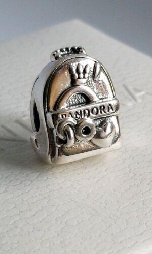 Authentic Pandora Adventure Bag Charm 797859CZ New Spring Co