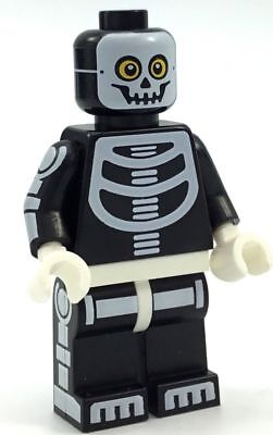 LEGO Halloween Skeleton Bones Guy Costume minifigure
