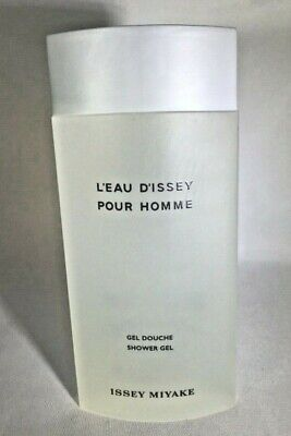 Issey Miyake L'Eau D'Issey Pour Homme Shower Gel 6.4 oz / 200 mL