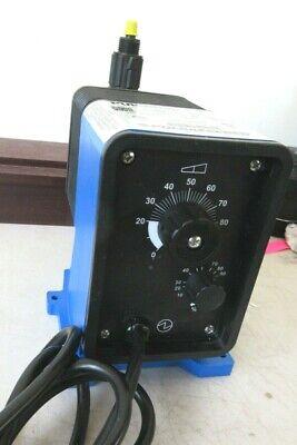Pulsafeeder Lb03sa-ptc1-g19 Pulsatron Metering Pump 12 Gpd 150 Psi New Read