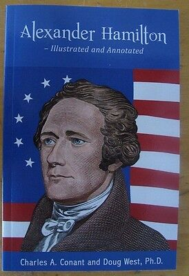 Alexander Hamilton   Illustrated And Annotated   Book
