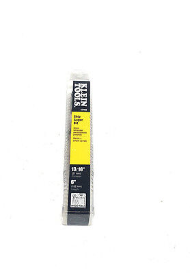 Klein Tools Ship Auger Bit With Screw Point 1316 Bit Size 4 Twist 53403