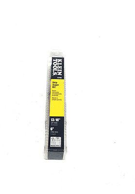 Klein Tools Ship Auger Bit With Screw Point 1316 Bit Size 4 Twist 53403