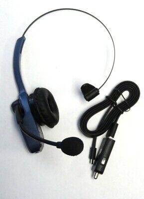 VXi - BlueParrott B250-XT Bluetooth Wireless Trucker NOISE-CANCELING Headset  - Wireless Headset Blueparrott