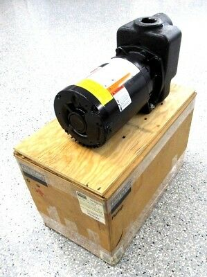 New Dayton 4ua73 Centrifugal Pump 1-12hp 09676