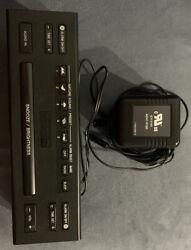 Sony ICF-C707 Nature Sounds Alarm Clock with Digital AM/FM Radio - Black