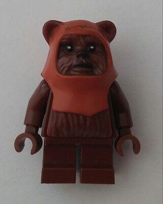 LEGO® Star Wars™ Figur Wicket Warrick (Ewok)  Neu Neuware (aus 8038) ()