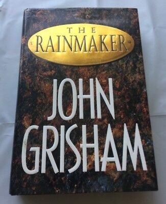 The Rainmaker by John Grisham (1995, Hardcover) 1st Edition 1st Printing New