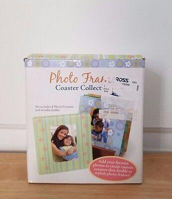 Подставки New Photo Frame Coaster Collection