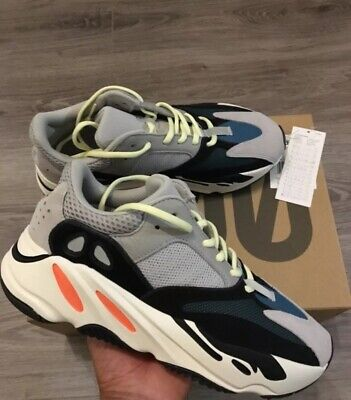 Adidas Yeezy Boost 700 Wave Runner Solid Grey UK Size 6