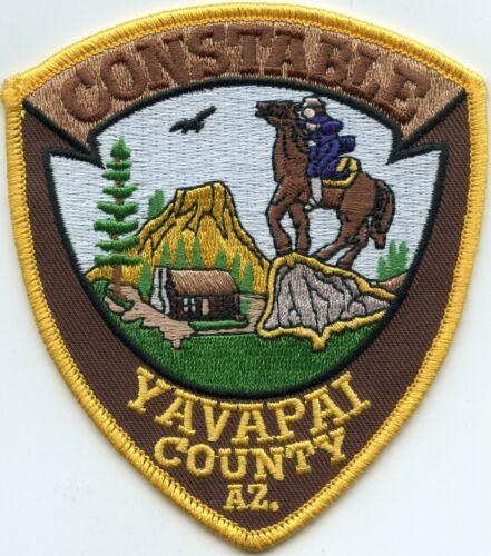 YAVAPAI COUNTY ARIZONA AZ CONSTABLE sheriff police PATCH