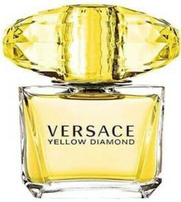 VERSACE YELLOW DIAMOND  EDT 90ml For HER - BRAND NEW & 100% AUTHENTIC & Free P&P