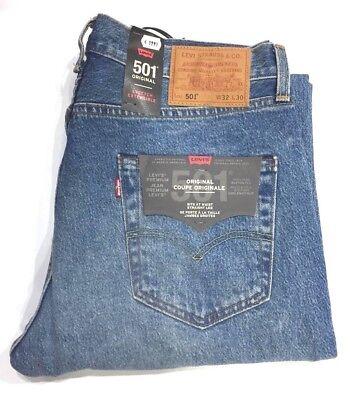 LEVI´S LEVIS 501 Herren Jeans 00501-2637 Premium Stretch Gr. von 31/32 bis 38/34 Premium Herren Jeans