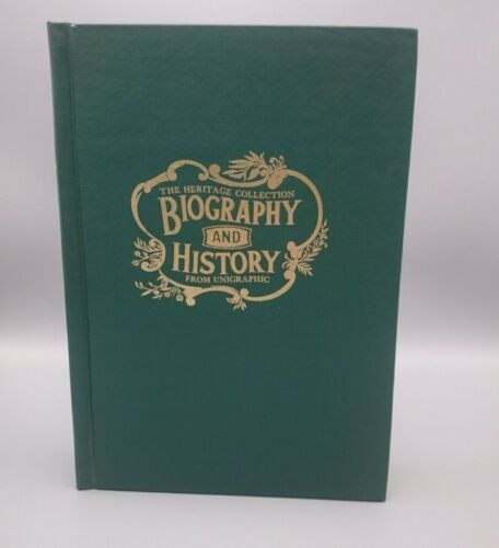 1894 / 1977 Beers Illustrated Biographical History Huron County Ohio 575 pages