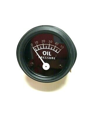 For Massey Ferguson Oil Pressure Gauge Te20 Tea20 To20 To30 To35 35 65 85