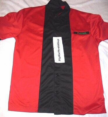 7 Eleven 7 11 Employee Uniform Official Smock Shirt Adult Large Authentic