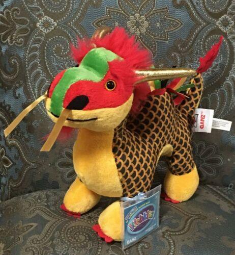 Webkinz Chinese Dragon, NWT & Sealed Code  **FAST Shipping **Smoke-free Stock