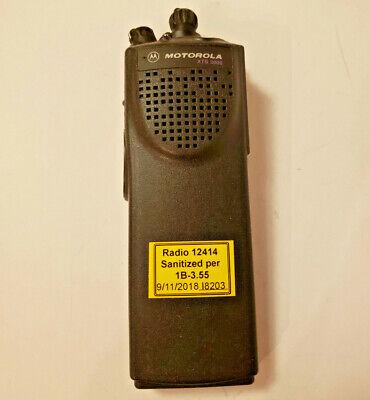Motorola Xts 3000 Model I Two Way Radio Only No Batteryantenna H09kdc9pw5bn