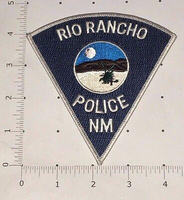 Rio Rancho Police Patch - New Mexico