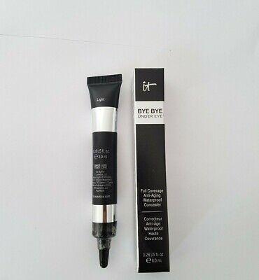 IT Cosmetics Bye Bye Under Eye Full Coverage Anti-AgeingWaterproof Concealer