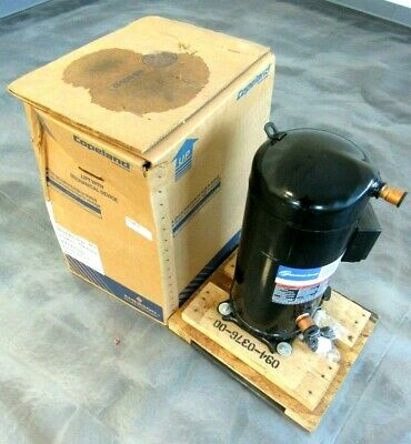 New Copeland Zr125kc-tfd-950 Scroll Compressor Zr125kctfd950