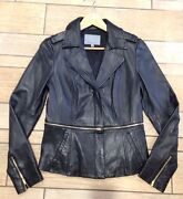 Nordstrom Leather Jacket