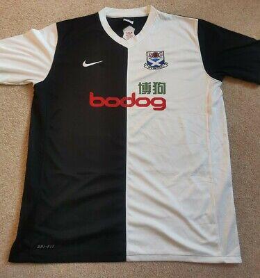 Ayr United Replica Home Shirt 2011/12 - Medium  image