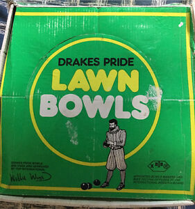 Lawn bowl set, Drakes Pride, Size 4 Chapel Hill Brisbane North West Preview