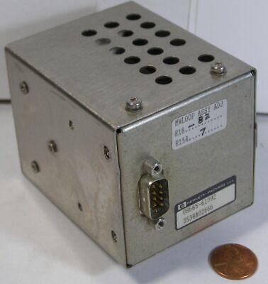 Hp Precision Yig Crystal Oscillator Model 08665-61092 Sma
