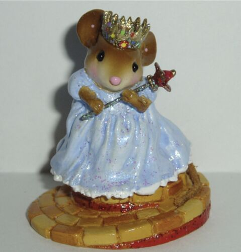 Wee Forest Folk Retired Special The Good Witch Glinda from the Wizard of Oz