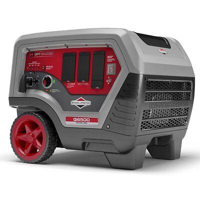 Briggs Stratton 30675 Q6500 6500w 306cc Quietpower Series Inverter Generator