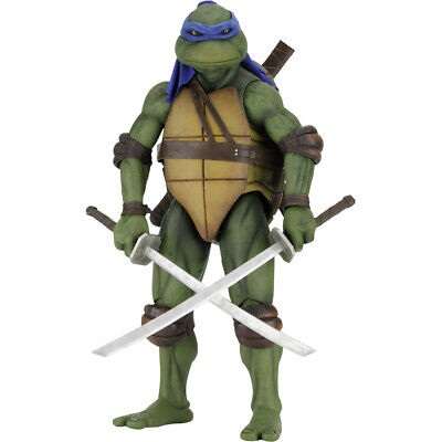 Teenage Mutant Ninja Turtles (1990) - Leonardo 1/4 Scale Action Figure ()
