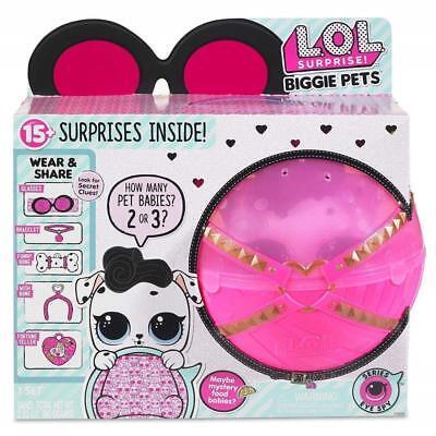 LOL Surprise! Biggie Pet Dollmation Puppy LOL Surprise Big Surprise Pets Puppy