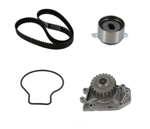 Engine Timing Belt Kit With Water Pump-GS-R CRP Fits 1994