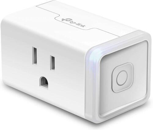 TP-Link Kasa Smart Wi-Fi Plug Mini HS105 15A voice control /Alexa and Google