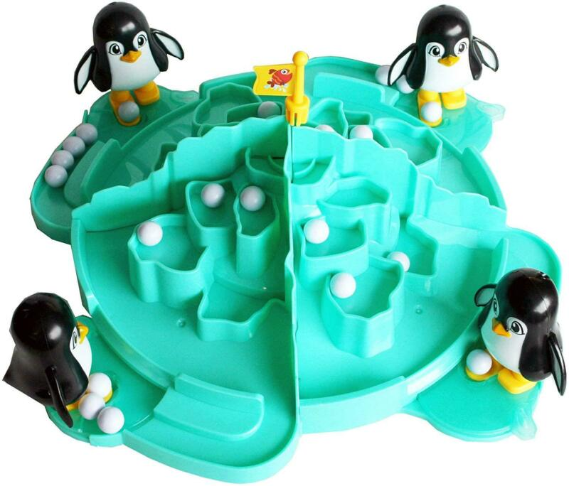 FUNNY+SAVE+PENGUIN+BREAKER+TRAP+TOYS+PARENT+CHILDREN+KIDS+TABLE+GAME